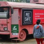 بالصور.. الهند تحول الحافلات القديمة إلى مراحيض للنساء