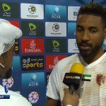 خالد السناني: عندما تضيّع الفرص أمام فريق كبير كالوحدة من الطبيعي أنه سيسجل في مرماك