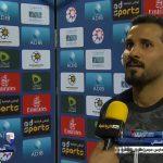 خميس إسماعيل: لا نفكر في لقب الدوري بقدر ما نفكر بالفوز بكل مباراة نلعبها